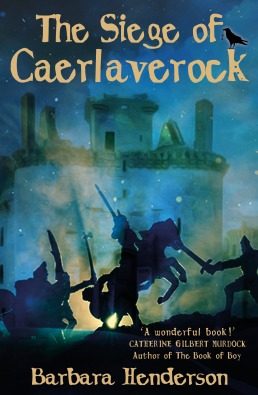 The Siege of Caerlaverock Paperback FOIL FINAL JUNE 20203 (2)
