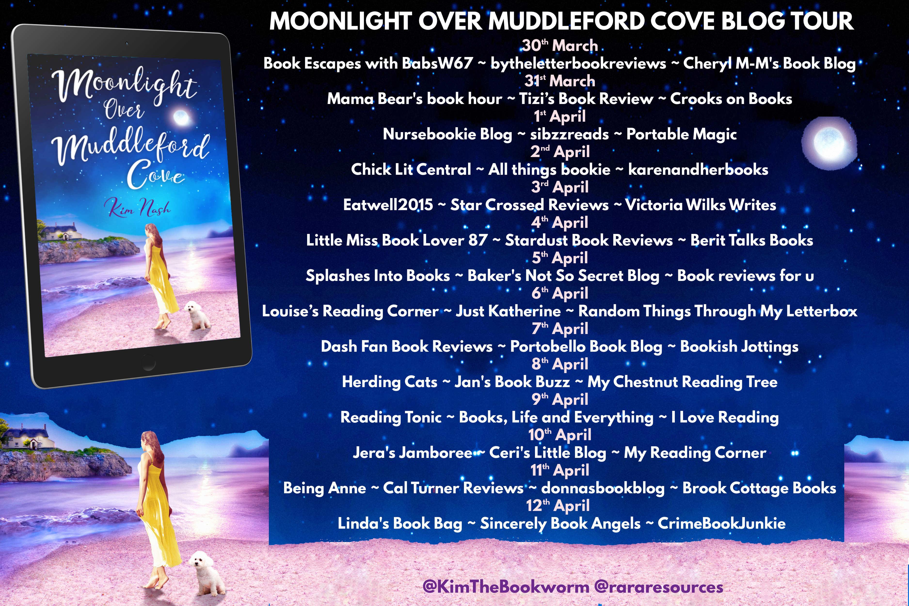 Moonlight Over Muddleford Cove Full Tour Banner